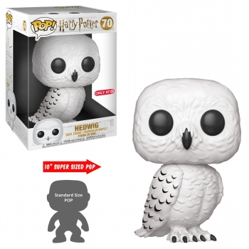 "Figura Funko Pop! Harry Potter: Hedwing 10"" S5"