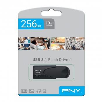 USB PNY Attache 4 256GB