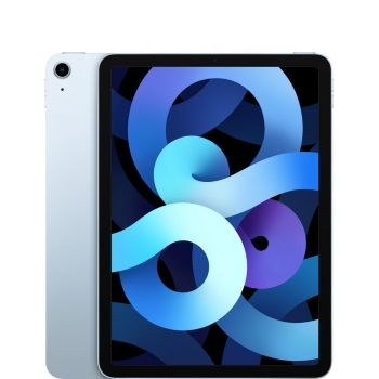 "iPad Air 4 27,68 cm - 10,9"" con Wi-Fi 256GB Apple - Azul Cielo"