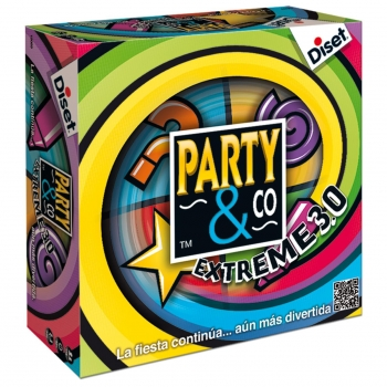 Diset - Party & Co Extreme 3.0