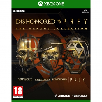 Dishonored & Prey The Arkane Collection para Xbox One