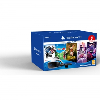 PlayStation VR - Mega Pack