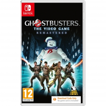 Ghostbusters The Video Game Remastered para Nintendo Switch