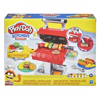 Play-Doh - Super Barbacoa