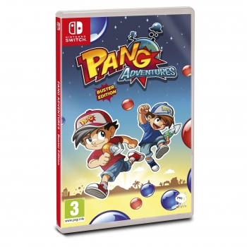 Pang Adventures Buster Edition para Nintendo Switch