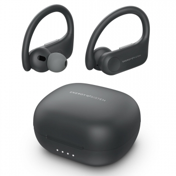 Auriculares Deportivos Energy Sistem 5 True Wireless - Negro