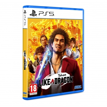 Yakuza: Like a Dragon para PS5