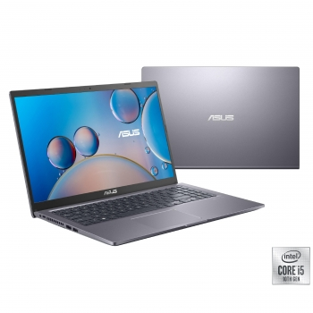 "Portátil Asus F515JA-BR123T, Intel Core i5-1035G1, 8GB, 256GB, 15,6"" HD, Windows 10"