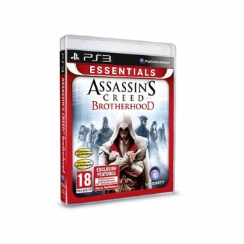 Assassin's Creed: La Hermandad (Platinum) para PS3