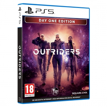 Outriders Day One Edition para PS5