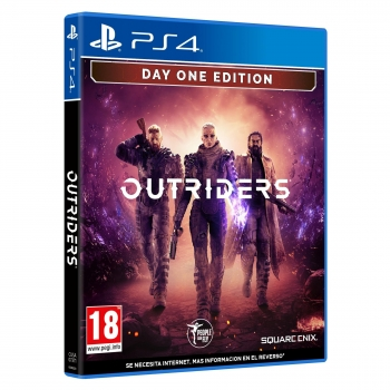 Outriders Day One Edition para PS4