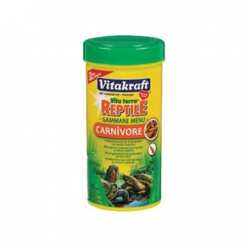 Menu Reptile Gammarus 250 ml