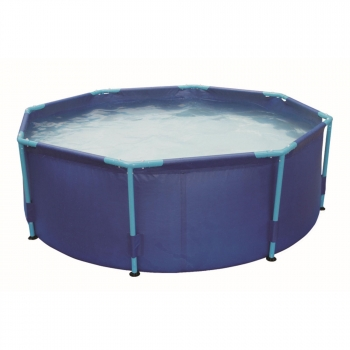 Piscinas desmontables baratas en for Piscinas de plastico decathlon