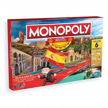 Juguetes Carrefour Juegos De Mesa Monopoli Cluedo