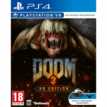DOOM 3 VR Edition para PS4