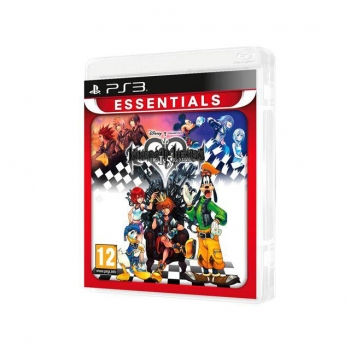 Kingdom Hearts 1.5 Essentials para PS3