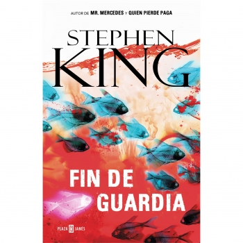 Fin de Guardia. Trilogia Bill Hodges 3. STHEPEN KING
