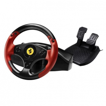 Volante Ferrari Red Legend Edition para PS3