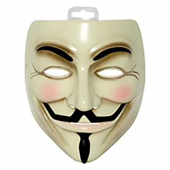 Guy Fawkes - Mascara V de Vendetta
