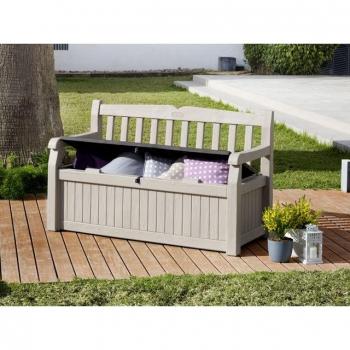 Armarios casetas de madera y arcones para jard n carrefour for Casetas para jardin carrefour