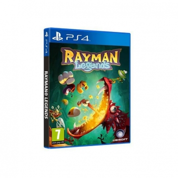 Rayman Legends Hits para PS4