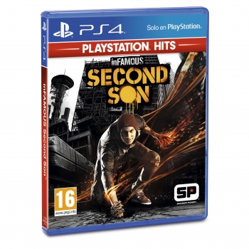 Infamous: Second Son para PS4