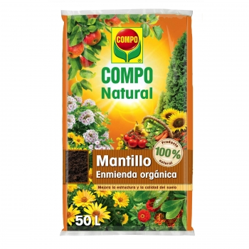 Compo Natural Mantillo 50l