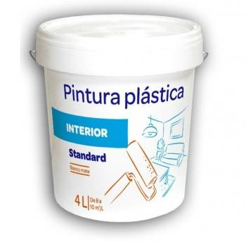Pintura de interior al mejor precio - Pintura plastica blanca ...