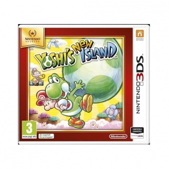Yoshi New Island Selects para 3DS