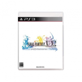Final Fantasy X/X-2 HD Remaster para PS3