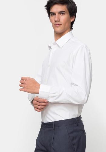 Color Zara 54lrjq3a Cafe Hombre Camiseta NX0knP8wO