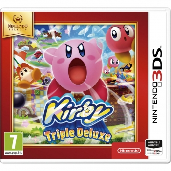 Kirby Triple Deluxe Selects para 3DS