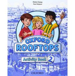 Rooftops 2: Activity Book Pack