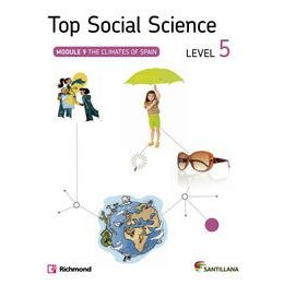 Top Social Science 5 Climates Of Spain