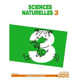 Sciences Naturelles 3.