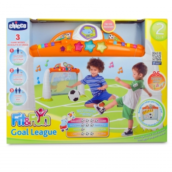 Chicco -  Fit&Fun Goal League