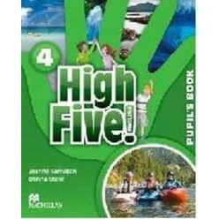 High Five Eng 4 Ejer Pack Macm