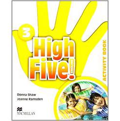 High Five Eng 3 Ejer Pack Macm