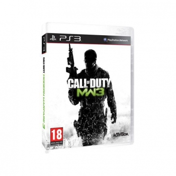 Call of Duty Modern Warfare 3 para PS3