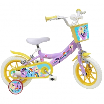 Bicicleta 12'' My Little Pony