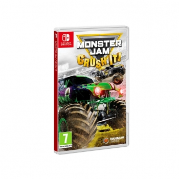Monster Jam: Crush It! para Nintendo Switch
