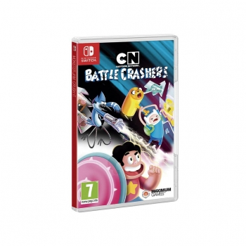 Cartoon Network: Battle Crashes para Nintendo Switch