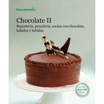 Chocolate Vol.II (VVAA) (THERMOMIX)(Rústica)