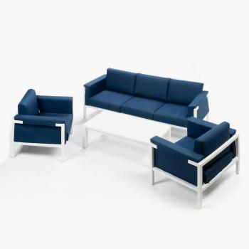 Muebles de jardín Aluminio y acero - Carrefour.es