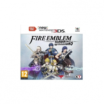 Fire Emblem Warriors para New 3DS