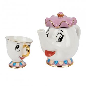 Vajillas y tazas de café La bella y la bestia - Carrefour.es
