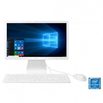 All in One LG 22V270-L.AR3WB con Intel,  4GB, 500GB, 21,5""