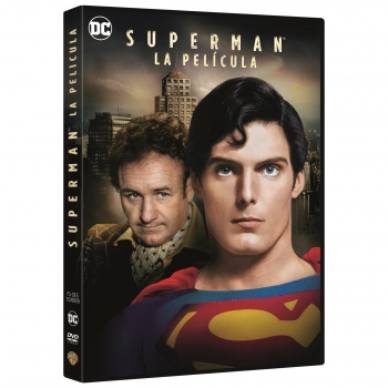 Superman I DVD