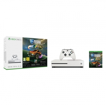 Consola Xbox One S 500 Gb + Juego Rocket League