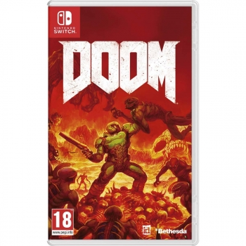 Doom para Nintendo Switch